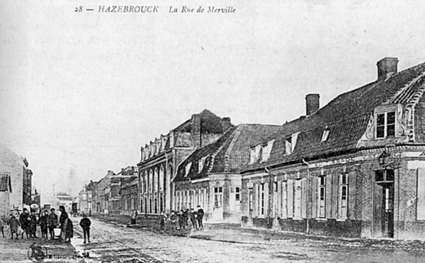 merville singles These tasks had been accomplished without a single casualty,  and staff-sergeant bone in consequence at first mistook the village of merville for the battery.
